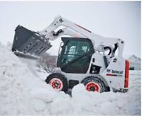SNOW REMOVAL CLEARING