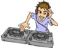 DJ D-Rock @ Your Service!