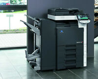 REDUCED: Konica Minolta Bizhub C360 Color Copier Printer Scanner