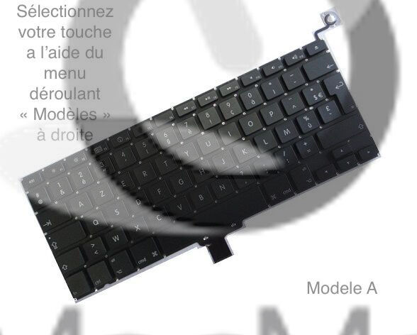  touche de clavier ap04 fixations macbook pro 13 15 17 2008 a 2012 a 