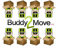 Buddy 2 Move ***  BOOk NOW $54/hr 2 Movers