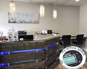 Furnished Office for rent in Vaughan!