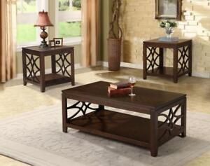 RICHMOND HILL CHEAP COFFEE TABLES ON SALE - MORE DESIGNS AT WWW.KITCHENANDCOUCH.COM (BD-60)