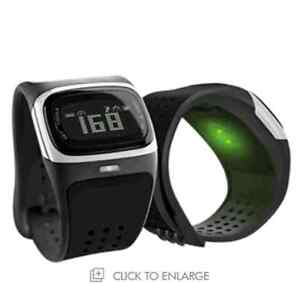 Mio Alpha Strapless Heart Rate Monitor (Arctic)
