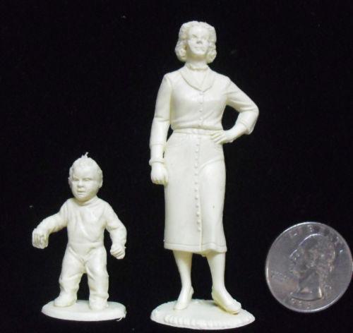 Marx Dollhouse Figures Ebay