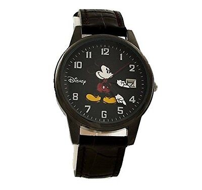 Mickey Mouse Classic Watch for Men - Women Black TONE