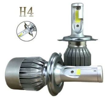 H4 LED Headlight Bulb Kits 180W 18000LM High Low Beam replace Hal
