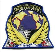 USS Cruise Patch