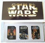 Star Wars Trilogy Limited Edition