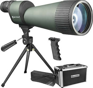 Barska - Benchmark 25-125 x 88 Spotting Scope