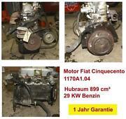 Fiat Cinquecento Motor