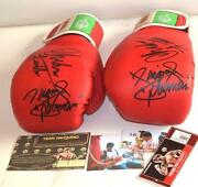 Manny Pacquiao Signed