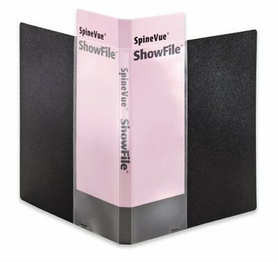 Cardinal Spinevue Showfile Presentation Book - Letter - 8.50 X 11 - Crd51232