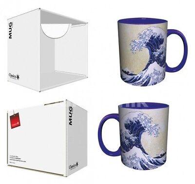 Katsushika Hokusai The Great Wave Japanese Fine Art Ceramic