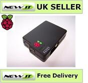 Raspberry Pi Case Black