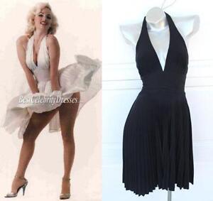 Marilyn Monroe Halter Dress fec0f9a593