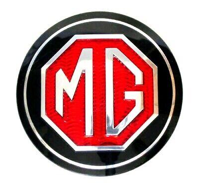 MG  GENUINE ORIGINAL NEW OLD STOCK MGC SCRPT BADGE AHC76 NEW J.FRAY JF4037