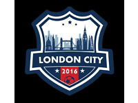London City F.C. free 5-a-side football session on Tuesday 23rd August