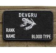 Velcro Name Tag