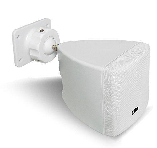 Pure Acoustics Mini Cube Speaker (Each) White HT770 WH