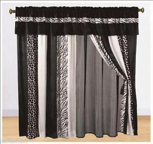 Bedroom Curtains Ebay