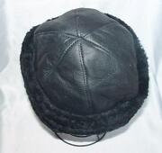 Mens Shearling Hat