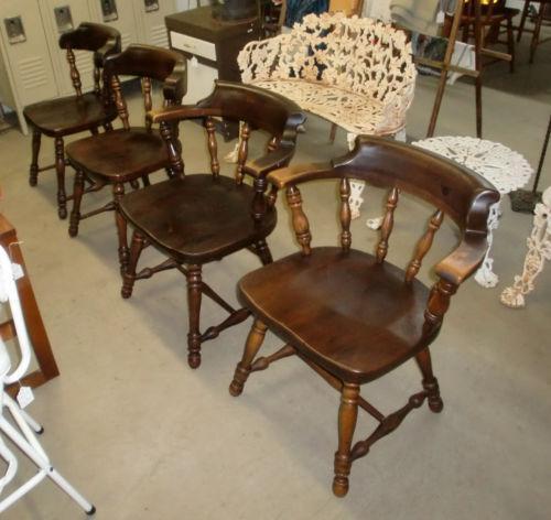 Ethan Allen Pine Chair