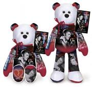 Elvis Presley Teddy Bear