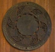 Round Cast Iron Grate