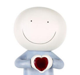 "Doug Hyde Limited Edition Sculpture ""A Message for You"""