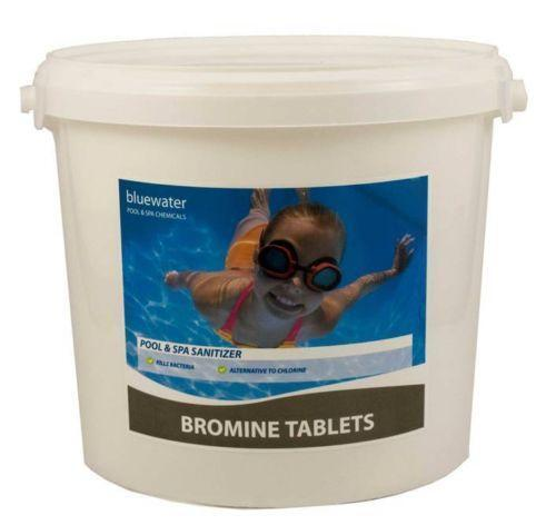 Bromine Tablets Swimming Pools Hot Tubs Ebay