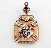 Knights of Columbus Fob