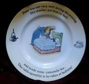 Beatrix Potter Plate