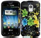 LG Optimus Zip Hard Case