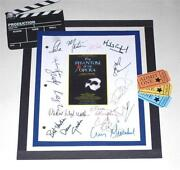 Phantom of The Opera Signed