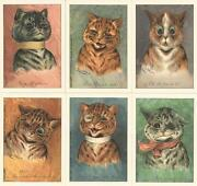 Louis Wain Postcards