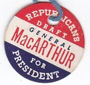 MacArthur Pin