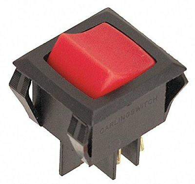 Carling Technolog Lighted Rocker Switchdpst4 Connections Lrgsck611-rs-bo125n