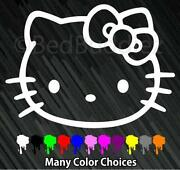 Hello Kitty Decal