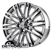 Lexus ES350 Chrome Wheels
