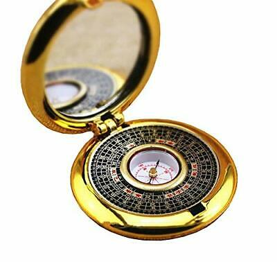 Feng Shui Flip Cover Luo Pan/Feng Shui Compass Made for Home Planning and Dec...