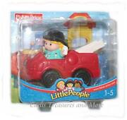 Fisher Price Little People Firefighter