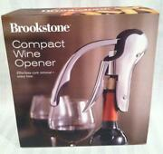 Brookstone Wine Opener