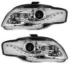 Audi A4 B7 Headlights