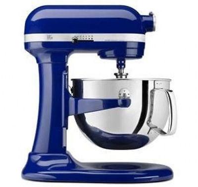 Kitchenaid Pro 600 Stand Mixer 6-qt Super Big Large Capacity - Cobalt Blue
