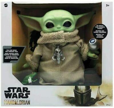 Disney STAR WARS The Mandalorian THE CHILD BABY YODA Plush w/Accessories - NEW