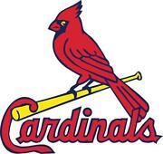 St Louis Cardinals Decals