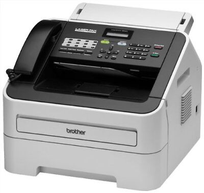 Brother Intellifax-2840 High-speed Laser Fax - Laser - Monochrome Sheetfed