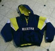 Michigan Starter Jacket