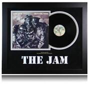 The Jam Signed